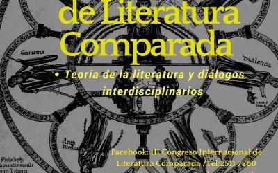III Congreso Internacional de Literatura Comparada